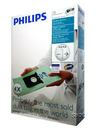 Philips type: FC8022/04 S-Bag Clinic Anti allergie Origineel
